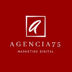 Logo de Agencia75